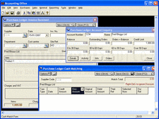 Screenshot of Accounting Office - Application/ActiveX DLL - V2