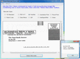 Screenshot of Barcode Xpress - Professional .NET - v9