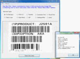 Screenshot of Barcode Xpress - Professional .NET - v10