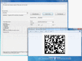 Screenshot of Barcode Xpress - Professional .NET - v9.3
