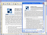 Screenshot of PDF Xpress - Professional .NET - v5