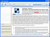 Screenshot of PDF Xpress - Reader Edition .NET - v5