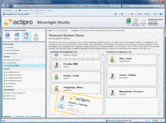 Screenshot of Actipro Silverlight Studio - .NET Component - 2013.1