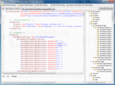 Screenshot of Actipro SyntaxEditor - .NET WinForms Component - 2012.1