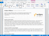 Screenshot of Actipro WPF Studio - .NET Component - 2014.2