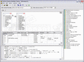 Screenshot of Active Query Builder - ActiveX  - 1.22