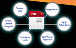 Screenshot of activePDF Portfolio - Printer Driver/Application/ActiveX/ActiveX DLL (.NET Ready)