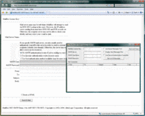 Screenshot of MailBee.NET POP3 Bundle - .NET - 7.3