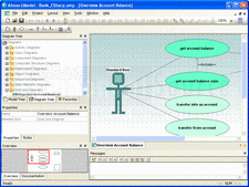 Screenshot of Altova UModel Professional - Concurrent Users - 2014