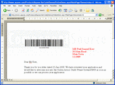 Screenshot of Aspose.BarCode - .NET - V5.4.0