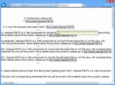 Screenshot of Aspose.Pdf - .NET - V8.9.1
