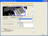Atalasoft DotImage BarcodeReader Add-On - Add-On - 10.4의 스크린샷