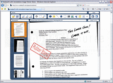 Atalasoft DotImage Document Imaging - .NET - 10.4 의 스크린샷
