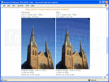 Screenshot of Atalasoft DotImage JPEG2000 Codec Add-On - AddOn - 10.4
