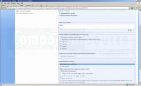 Screenshot ofSharePoint Item Permission Batch - Application - V3.1.1227