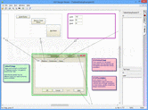 Screenshot of GUI Design Studio - Application - V4.6