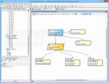 Screenshot ofAstah GSN - Application - V1.0