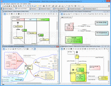 Screenshot of Astah Professional - Application - V6.8