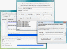 Screenshot of Clever Internet Suite VCL & .NET & ActiveX Combo Package - VCL/ActiveX/.NET - V7.8