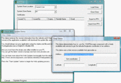 Screenshot of Clever Internet Suite - VCL - V7.8