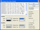 Captura de pantalla Codejock Controls - ActiveX COM - 2014