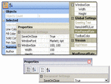 Screenshot of Codejock Property Grid - ActiveX COM - 2013