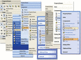 Screenshot of Codejock Task Panel - ActiveX COM - 2013