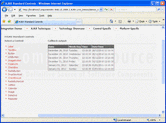 Screenshot of ComponentArt CallBack for ASP.NET - ASP.NET - 2008.2