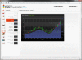 ComponentArt Charting for Silverlight - Silverlight - 2012のスクリーンショット