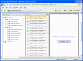 Screenshot of ComponentArt Splitter for ASP.NET - ASP.NET - 2008.2