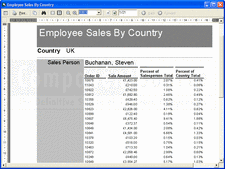 Captura de pantalla ActiveReports 2 for ActiveX/COM - ActiveX - V2.0
