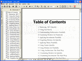 Screenshot of ComponentOne PDF for WinForms - .NET Winforms - 2014 v1
