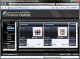 Screenshot of ComponentOne Studio for WPF - Subscription - 2013 v1