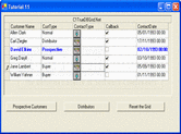 Screenshot of ComponentOne True DBGrid for WinForms - .NET Winforms - 2014 v2