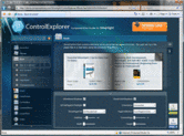 Screenshot of ComponentOne Ultimate - .NET/ActiveX/AJAX/Silverlight/WPF/Application - 2013 v3