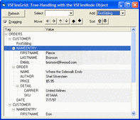 Screenshot of VSFlexGrid Pro - ActiveX - 8.0 (2013)