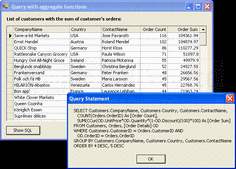 Screenshot of ComponentOne WebDataObjects for ASP.NET - .NET Component - 2009 v1