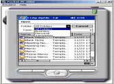 Screenshot of ComponentOne Zip for Mobile Devices - Subscription - 2009 v1