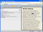 Screenshot of ComponentOne Doc-To-Help - For Word - 2012 v3