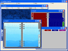 Screenshot of Tab Pro - ActiveX/DLL - V3.1