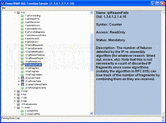 Screenshot of PowerSNMP for .NET - .NET - V4.6.0.1