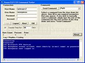 Screenshot of PowerTCP FTP for ActiveX - ActiveX  - V2.1.3