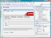Captura de pantalla PowerTCP Mail for .NET - .NET Component - V4.0