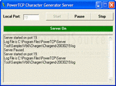 Captura de pantalla PowerTCP Server for ActiveX - ActiveX  - V3.2.5