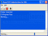 Schermata di PowerTCP Zip Compression for ActiveX - ActiveX DLL  - V1.9.3