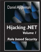 Screenshot of Hijacking .Net Vol 1: Role Based Security - eBook