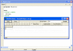 Screenshot of dbExpress Driver for Oracle - DLL - V6.3.6