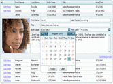 Screenshot of ASPxGridView and Editors Suite - .NET Component - 12.2.8
