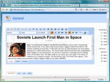 Screenshot ofASPxHTMLEditor - .NET - 12.2.8
