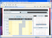 Screenshot of ASPxScheduler - ASP.NET - 12.2.8